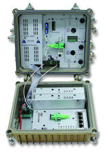EOC Master GDOU8030 Multi-function High Level Output EOC Master with Deep Integration of ONU , EOC and Receiver Module