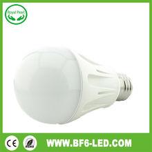 2014 High quality New Style energy saving e27 7W led lighting bulb