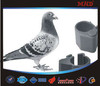 Hot sale RFID pigeon ring for Mega/Benzing/Bricon system