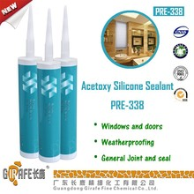 300 ml popular Acetoxy Silicone Sealant for glass