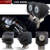 LED Motorcycle Lights HID Headlight Assembly for motorcycle, ATV, UTV