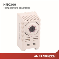 2015 HENNEPPS Cabinet Thermostat Temperature Controller HNO300/HNC300