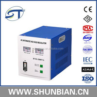 BVR-10000VA relay type voltage stabilizer from ST group is very popular in overseas for the competitive and stable performance