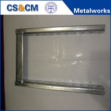Customized Galvanized Steel Parts Stamping Bracket U Bracket