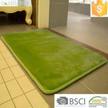 non skid memory foam bath mat