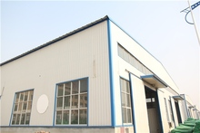 low cost prefabricated living insulated steel warehouse in chattanooga tn