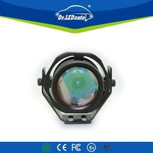 """Dependable performance lamp motorcycle 7"""" round"""