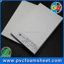 waterproof PVC cover plastic sheet/PVC sheet/PVC foam sheet