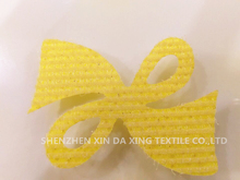 Customized any size hook & loop hair roll
