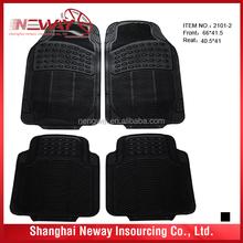 Current Texture Universal Car Foot Mat