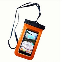 Arm attachable waterproof phone case for Nokia Lumia 520