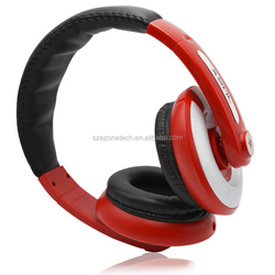 Lightweight Wireless Stereo headphone for Sports/running/ Gym/exercise