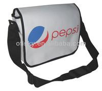 Waterproof messenger bag for men