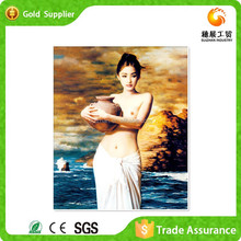 Diy Diamond Mosaic Holding Pottery Womens Oil Painting Hot Sex Images