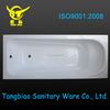 Cheap ABS/PMMA bathtub,simple drop-in bathtub,insert bathtub