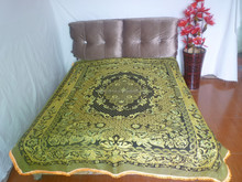 popular woven blanket set and cheap price in blanket market
