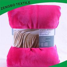 cheap children super soft coral fleece blankets