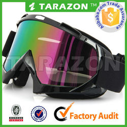 China OEM factory goggles glasses for off road motorcycle