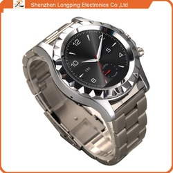 "T2 Smart watch MTK6260 1.22"" touch screen bluetooth watch phone android men fashion watch"