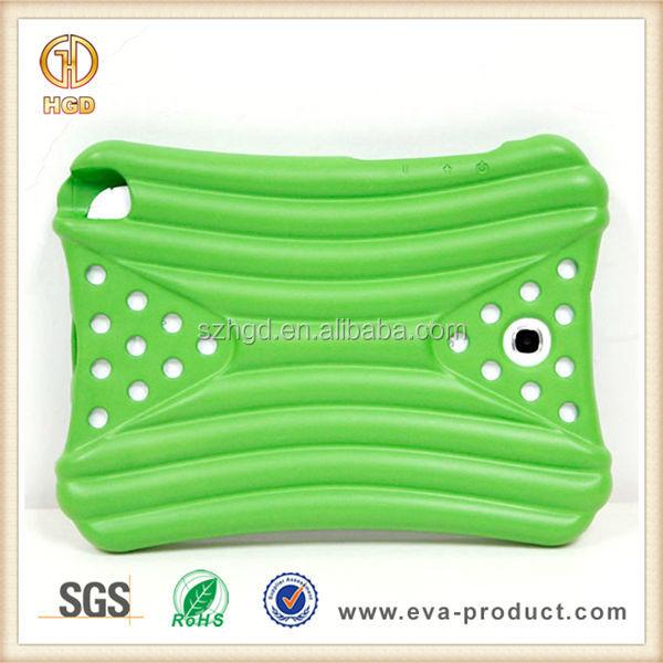 shockproof EVA foam back cover case for samsung galaxy tablet