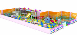 commercial playground Kids area children school cheap indoor playground children area factory price