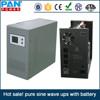 panpower 1kva 2kva 3kva single phase pure sine wave internal battery ups