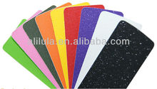 Beautiful Colorful diamond sanding wrap glitter vinyl wrap/ Diamond sanding Glitter car stickers, 1.52*30m,Best Price