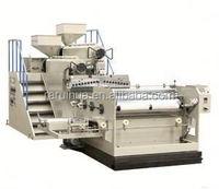 cast stretch film machine/pet film crusher machine