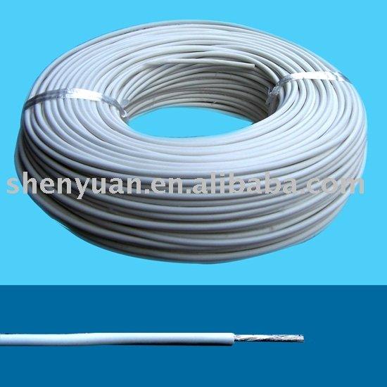 Silicone Insulated Wire : Ul silicone rubber insulated copper wire buy