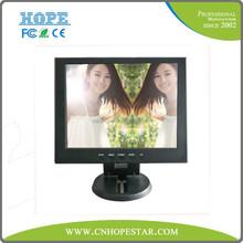 Customized design 10 inch tft lcd car tv monitor