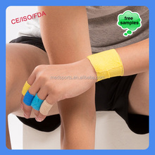 Light Weight Elastic Adhesive Wrist Wraps With CE