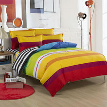 2015 New design world brand luxury active printing comfort bedding sets 100% cotton