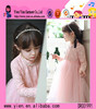 Fashion Design Small Girls Clothes Chiffon Princess Dress High Quality Girls Party Lace Long Dresses