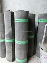 civil building roofing, underground, bridge, parking, pool, tunnel sbs modified bitumen waterproofing membrane