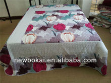 cotton Quilt print quilts china factory directly supply