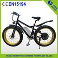 Nuevo 2015 26*4.0 pulgadas de gran playa de los neumáticos de nieve bicicleta eléctrica bicicleta de grasa a7