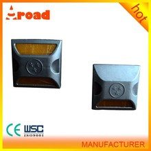 cat eye aluminium road stud off road