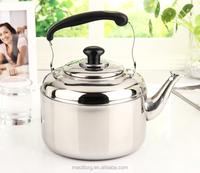 Non-electric Water Kettle with Plastic Handle