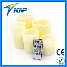 Wholesale Colour Changing LED Tealight Candle