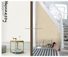 Hot modern non-woven foaming wallpaper suppliers china