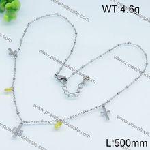 Adorable design discount gun necklace