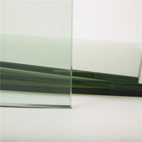 Laminated Glass/Lamination Tempered Glass for Commercial room divider