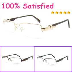 2015 hotsell women men metal mixed injection optical frame with spring hinge