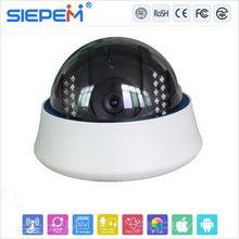 Design best sell FTP ip speed dome camera 1.0 mega pixels