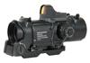 Black Tan color Hunting riflescopes red dot sight