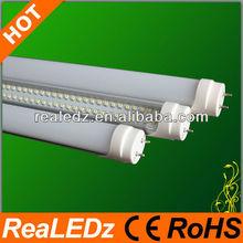 2012 Most Popular Single-end powered 1200mm 18W t8 led tube 8 school light school