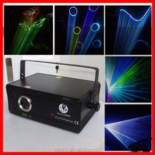 1w cheap dj disco laser lights/Red Blue Green laser show /1Watt rgb laser projector