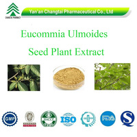 High quality best price Eucommia Ulmoides Seed Plant Extract Aucubin