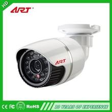 Waterproof bullet indoor or outdoor H.264 3mp megapixel WRD wifi ip camera
