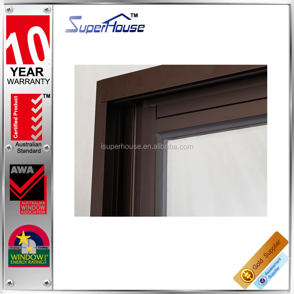 Factory price as2047 australian standard top 10 window for Aluminum window manufacturers